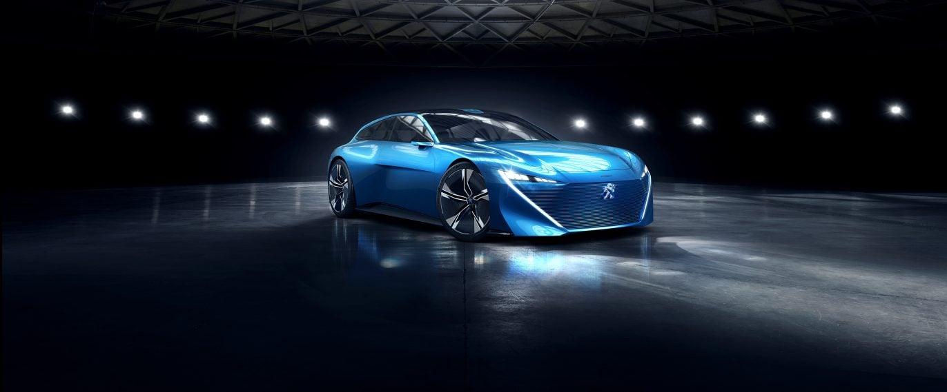 Peugeot idzie zgodnie z trendami - będzie elektrycznie i autonomicznie już w najbliższej dekadzie