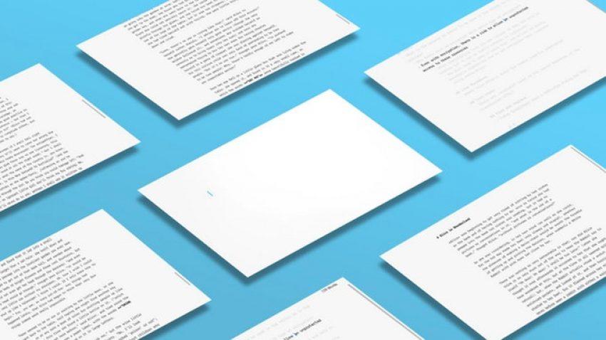 Tabletowo.pl iA Writer for Windows - dla klientów gorszego sortu [Aktualizacja] Aplikacje Nowości Opinie