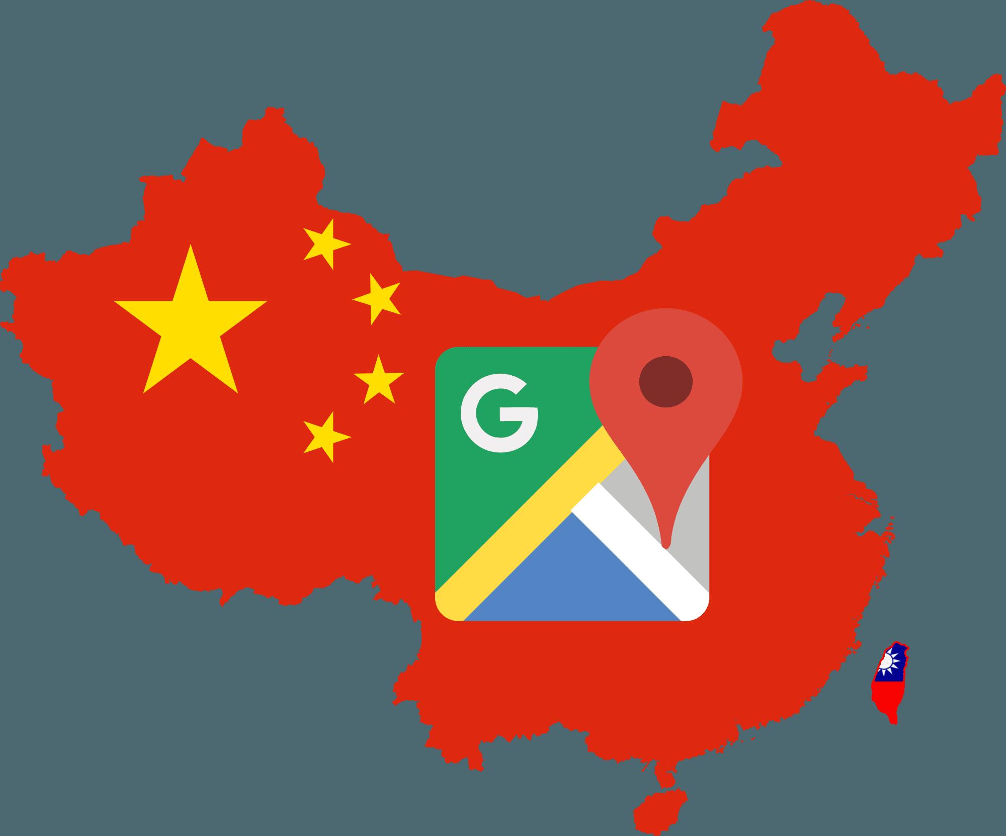 Tabletowo.pl Mapy Google powróciły do Chin po ośmiu latach nieobecności Ciekawostki Google