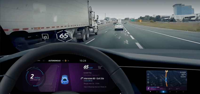 Tabletowo.pl Samsung prezentuje platformę dla autonomicznych samochodów - DRVLINE CES 2018 Moto Nowości Samsung