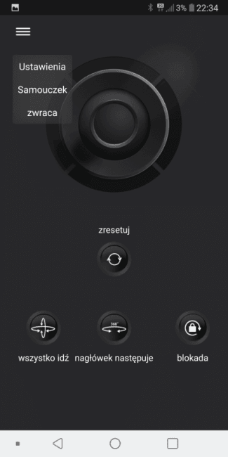 Tabletowo.pl Recenzja FeiyuTech G5 - jednego z najbardziej popularnych gimbali do kamerek sportowych Akcesoria Recenzje