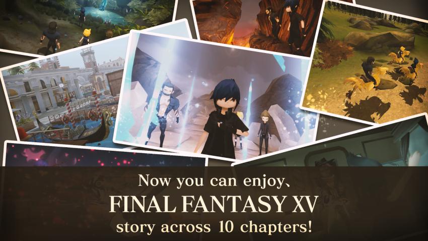 Tabletowo.pl Final Fantasy XV: Pocket Edition pojawi się już 9. lutego. Tylko kto to kupi? Android Gry iOS Windows