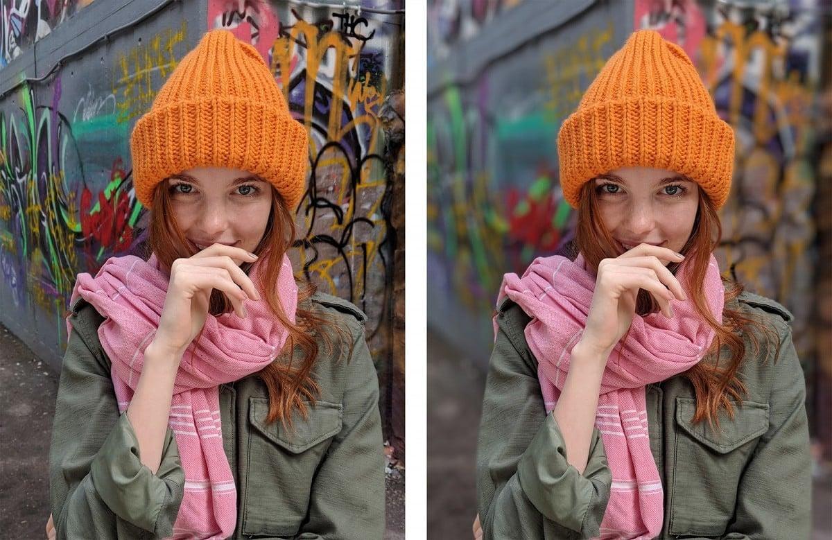 Tabletowo.pl Właściciele Nexusów się cieszą - dzięki modyfikacji mogą korzystać ze świetnego trybu portretowego z Pixela 2 Google Oprogramowanie Smartfony