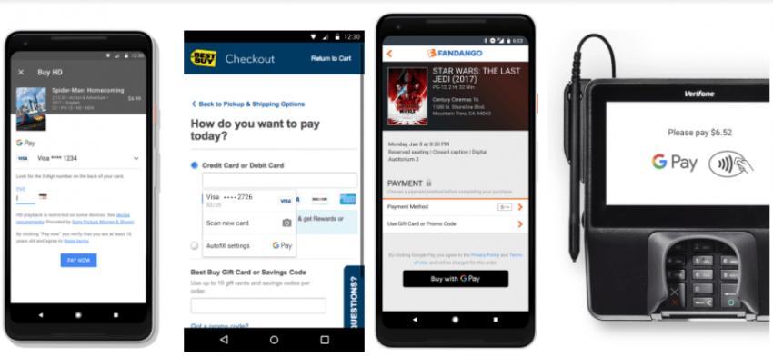 Tabletowo.pl Android Pay + Google Wallet = Google Pay. Zmiana nazwy, unifikacja, centralizacja. Taka sytuacja Google