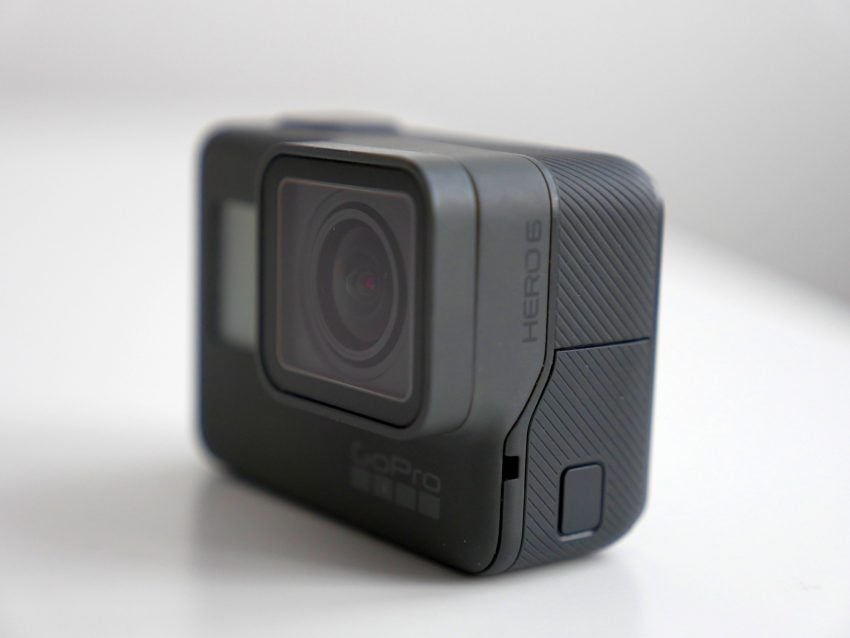 Recenzja kamerki GoPro Hero 6 Black 20
