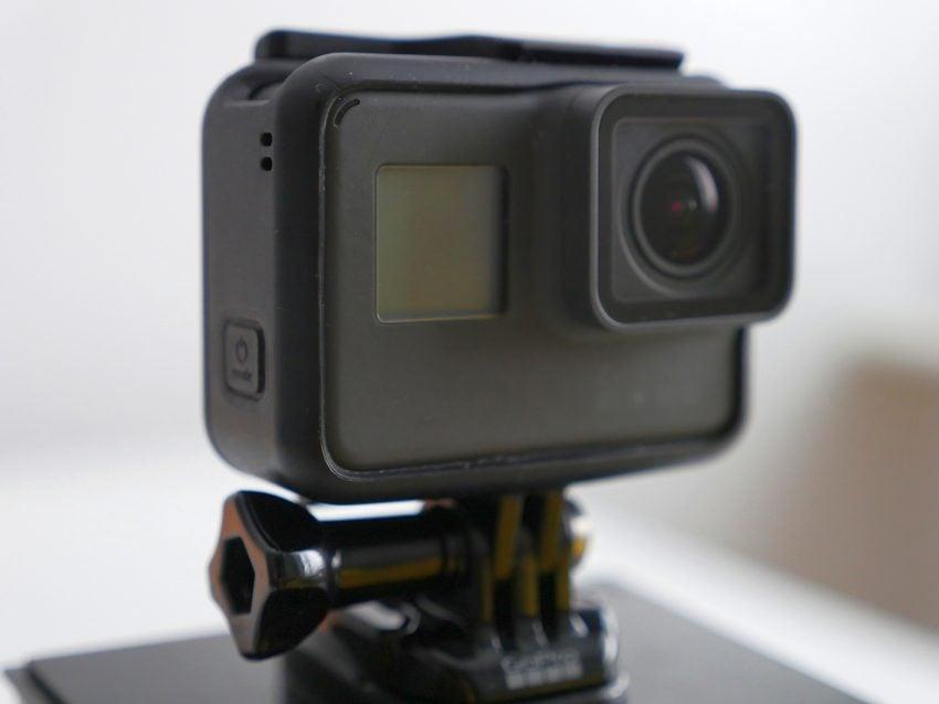 Recenzja kamerki GoPro Hero 6 Black 55