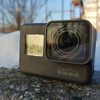 Recenzja kamerki GoPro Hero 6 Black 56