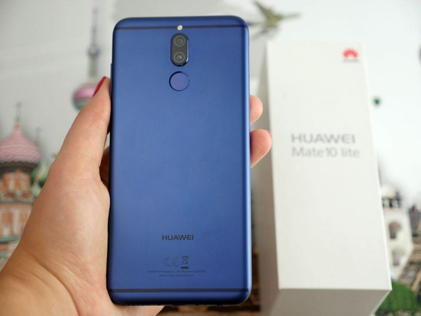 Tabletowo.pl Recenzja Huawei Mate 10 Lite. Przyjemny smartfon, ale nie bez wad Android Huawei Recenzje Smartfony