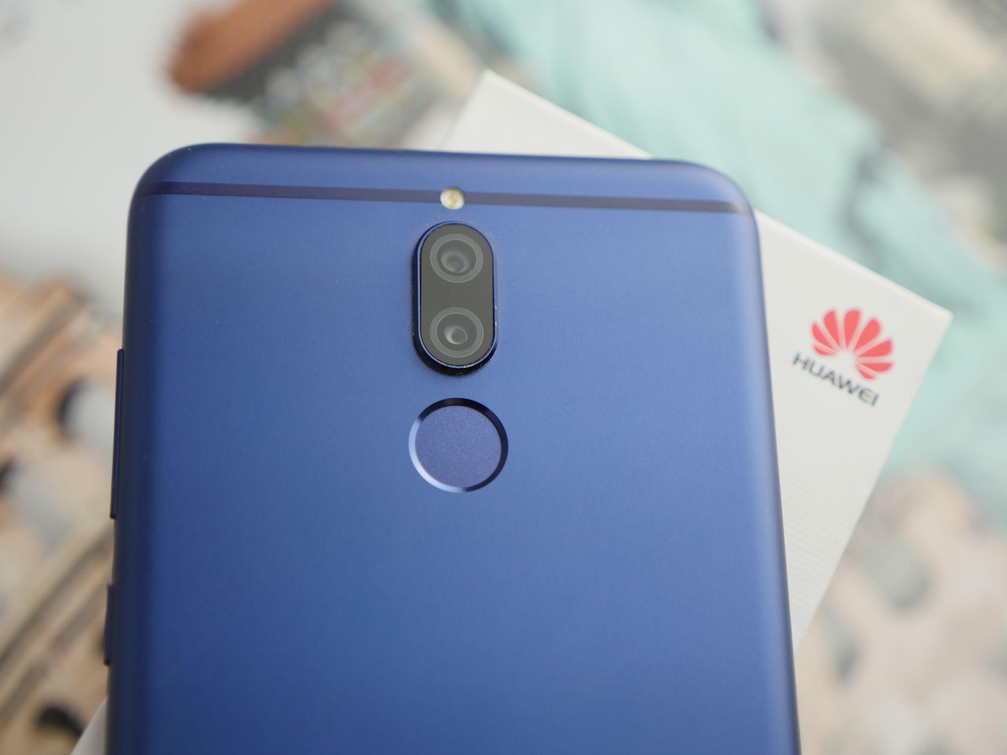 Wczoraj poznaliśmy wygląd Huawei Mate 20 Lite, a dziś jego specyfikację. Jest kilka niespodzianek 27