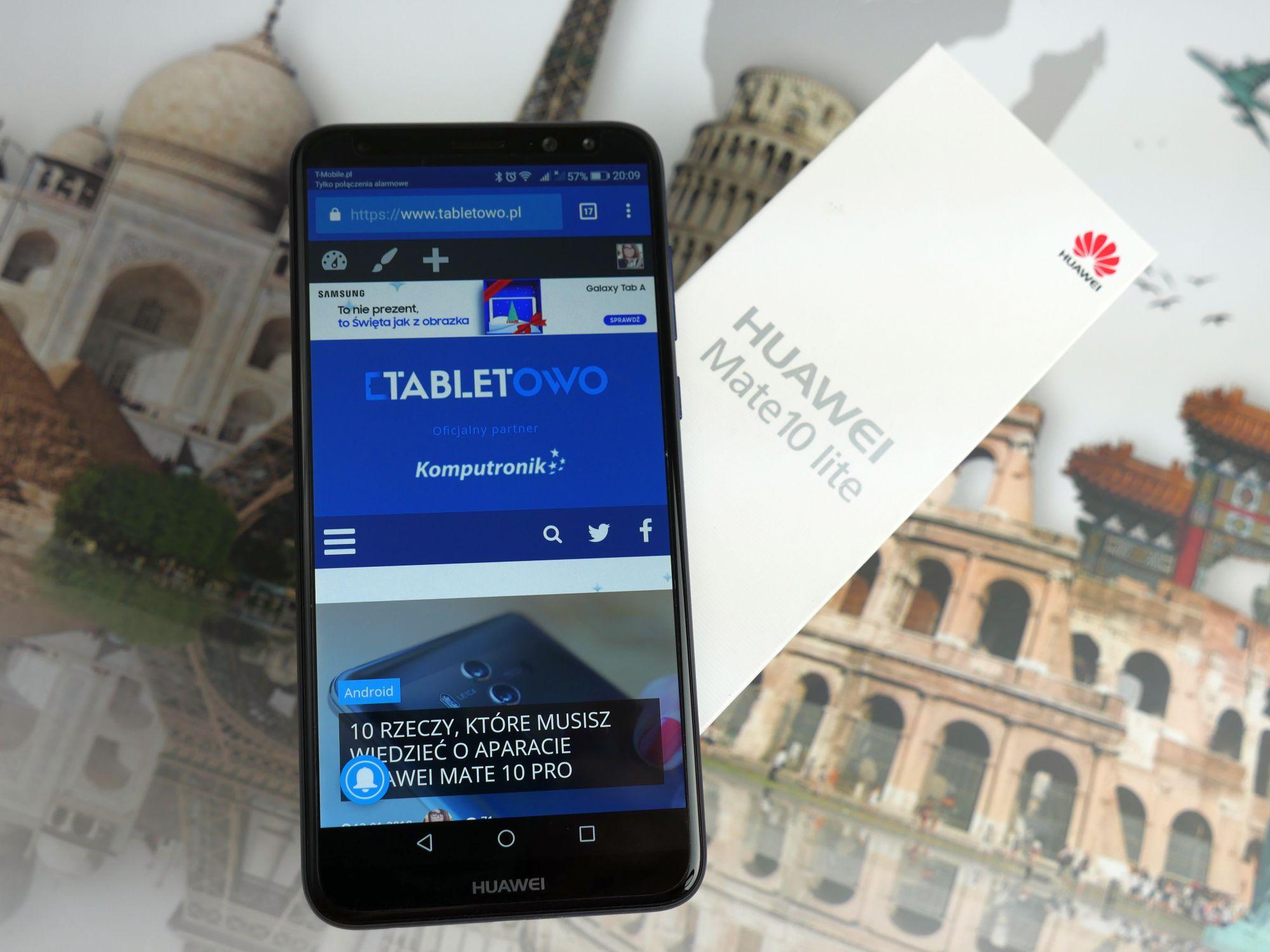 Tabletowo.pl Promocja: kup jednego Huawei Mate 10 Lite, a drugiego będziesz mógł dobrać za pół ceny Android Huawei Promocje Smartfony