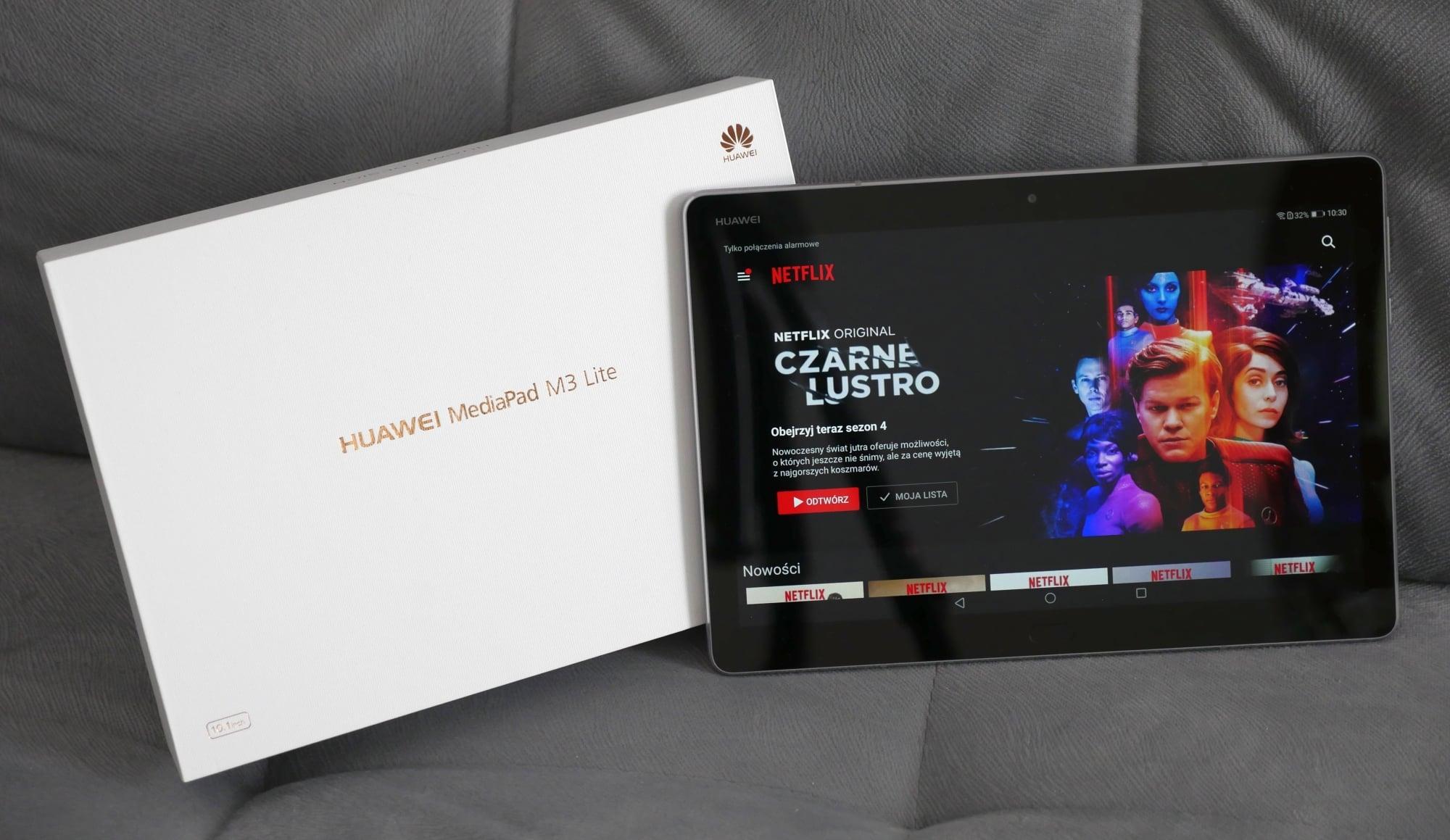 Multimedia na tablecie, czyli MediaPad M3 Lite 10 w swoim naturalnym środowisku 17