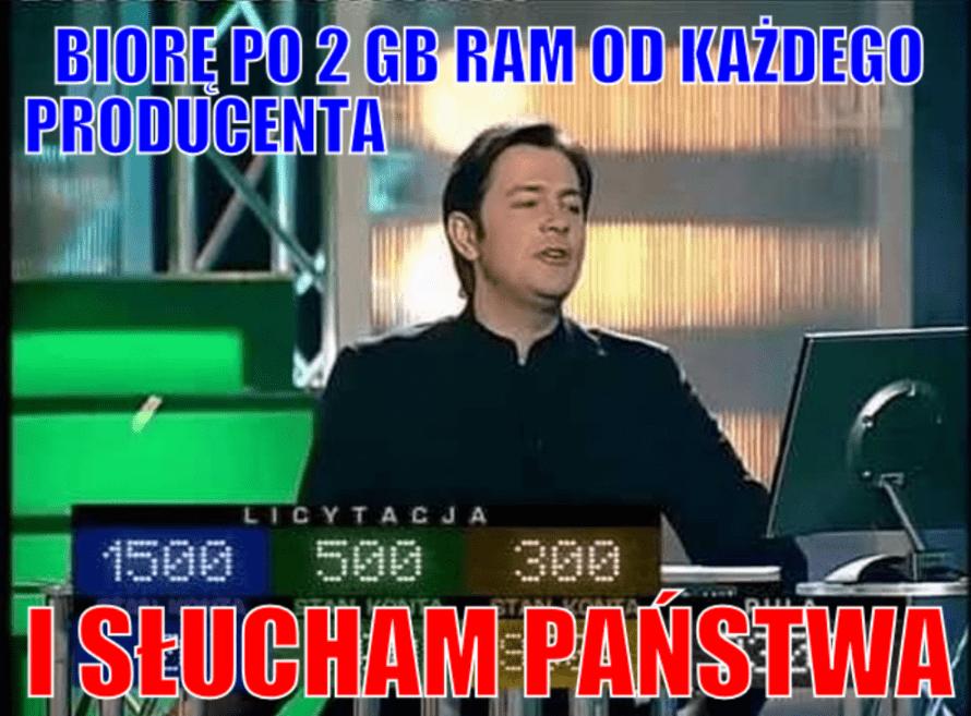 Zapraszam do licytacji na RAM w smartfonach. Vivo daje 10 GB, kto da więcej? 21