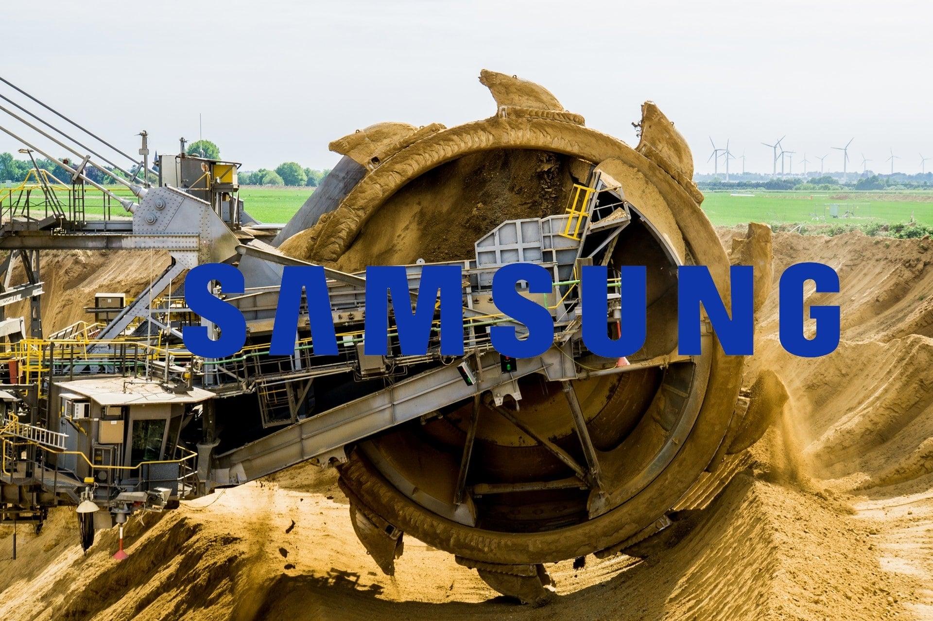 Samsung podobno zaczął produkcję specjalizowanych układów scalonych do kopania kryptowalut 18