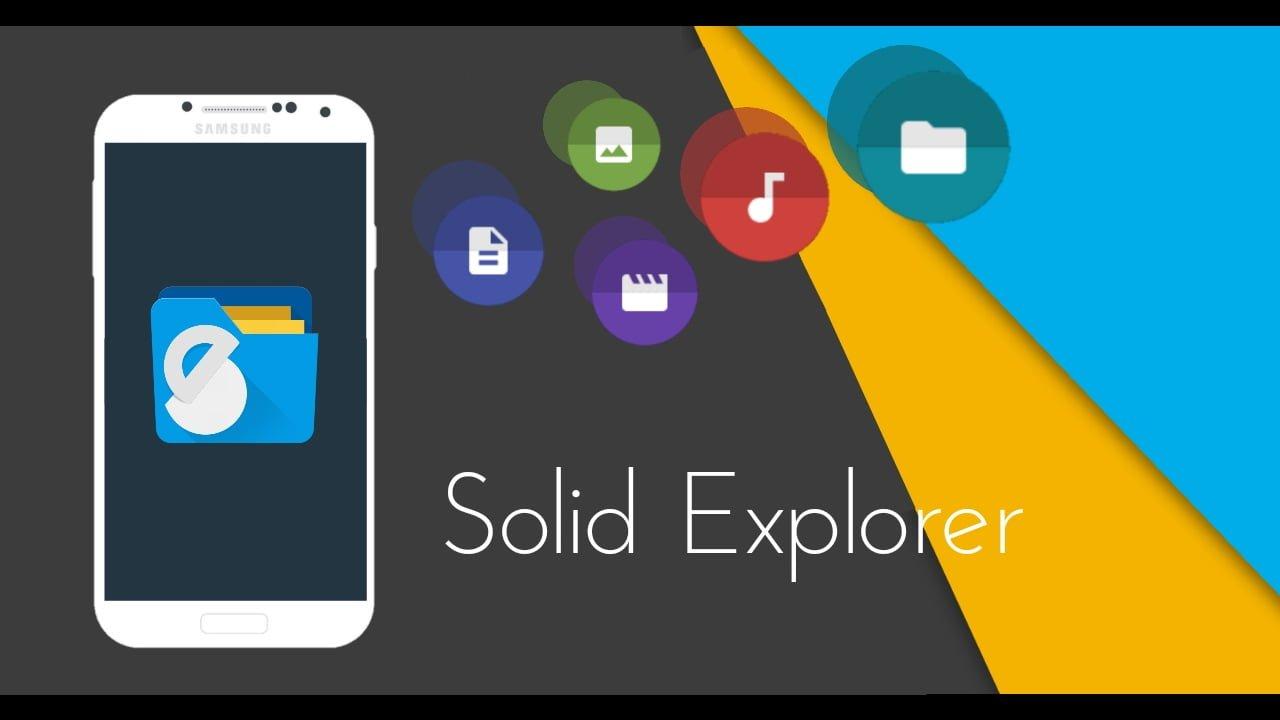 Aplikacja tygodnia #16 - Solid Explorer 25