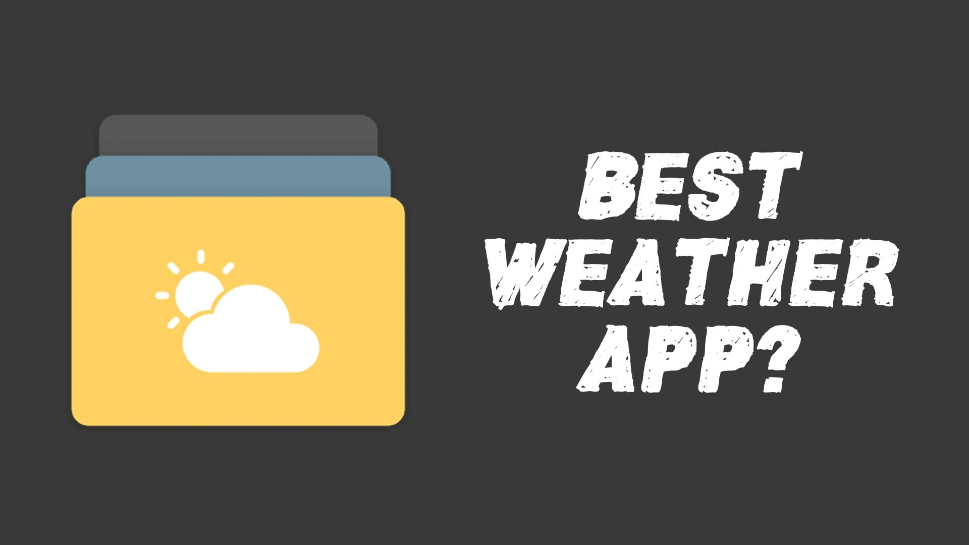 Aplikacja tygodnia #15 - Weather Timeline 25