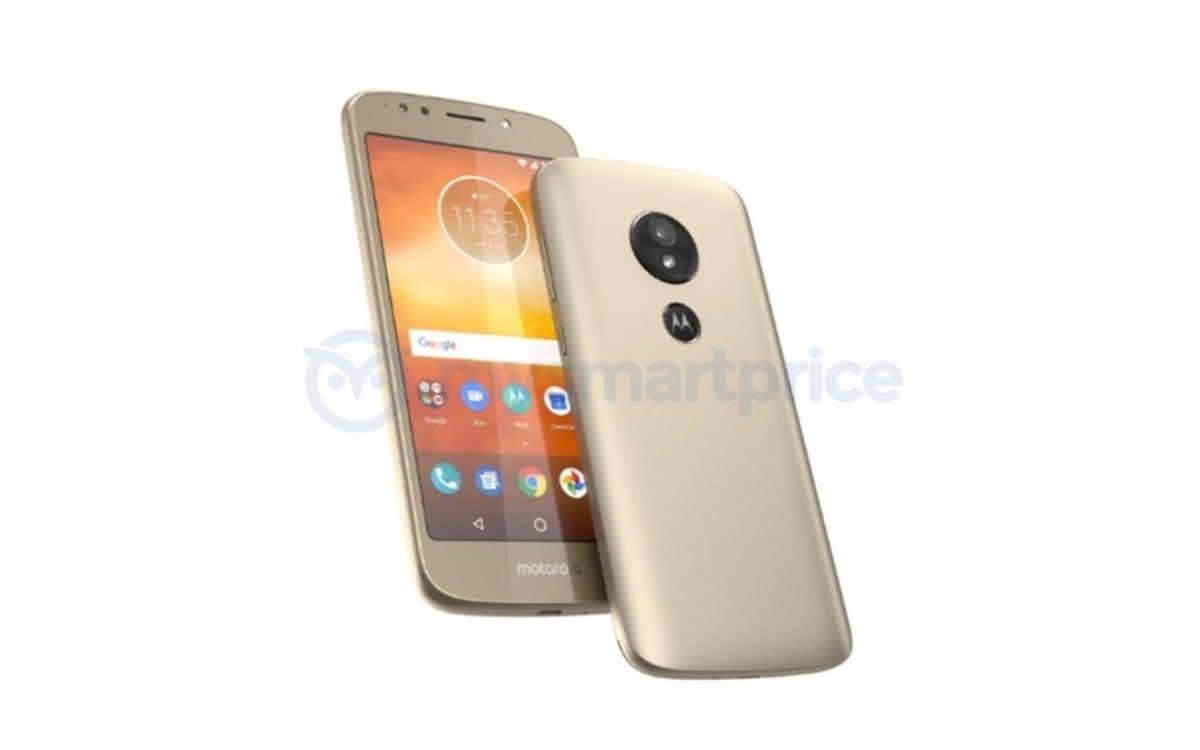 Tabletowo.pl Nareszcie sensowne miejsce - w Moto E5 czytnik linii papilarnych znajdzie się w logo Motoroli Motorola Plotki / Przecieki