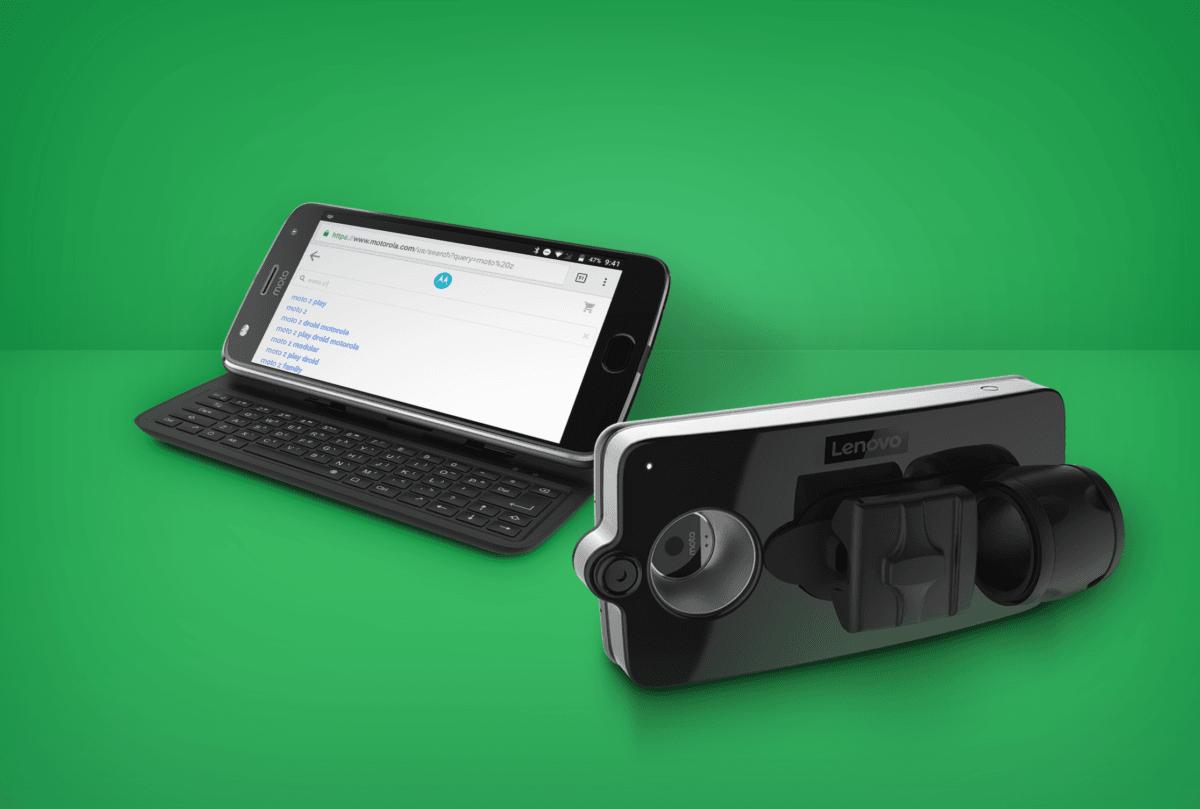 Tabletowo.pl Nareszcie coś, o co fani Moto Modsów prosili Motorolę od dawna: fizyczna klawiatura QWERTY Akcesoria Motorola Smartfony