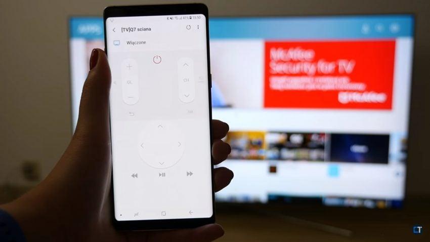 Tabletowo.pl Jak podłączyć smartfon do telewizora? Poradnik dla każdego Android Nowości Porady Samsung Smartfony TV