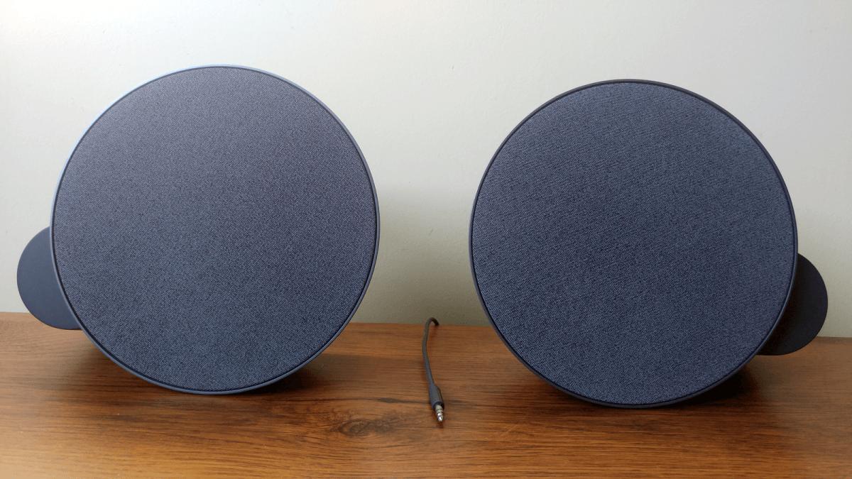 """Tabletowo.pl Recenzja Logitech MX Sound - czy stacjonarne głośniki Bluetooth naprawdę mogą być """"wysokiej klasy""""? Akcesoria Audio Recenzje"""