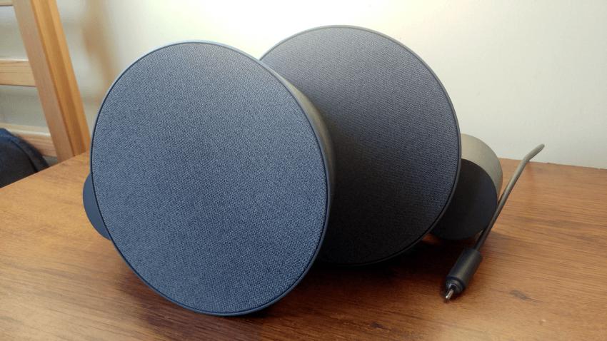 """Recenzja Logitech MX Sound - czy stacjonarne głośniki Bluetooth naprawdę mogą być """"wysokiej klasy""""? 25"""
