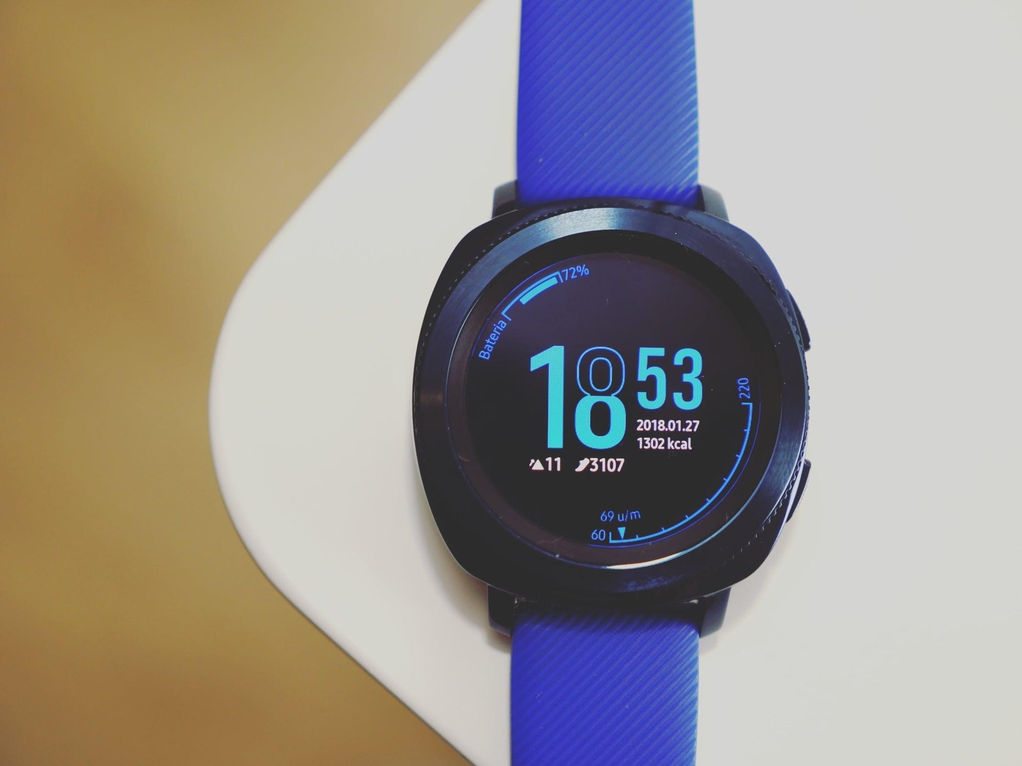 Recenzja inteligentnego zegarka ze sportowymi funkcjami - Samsung Gear Sport 16