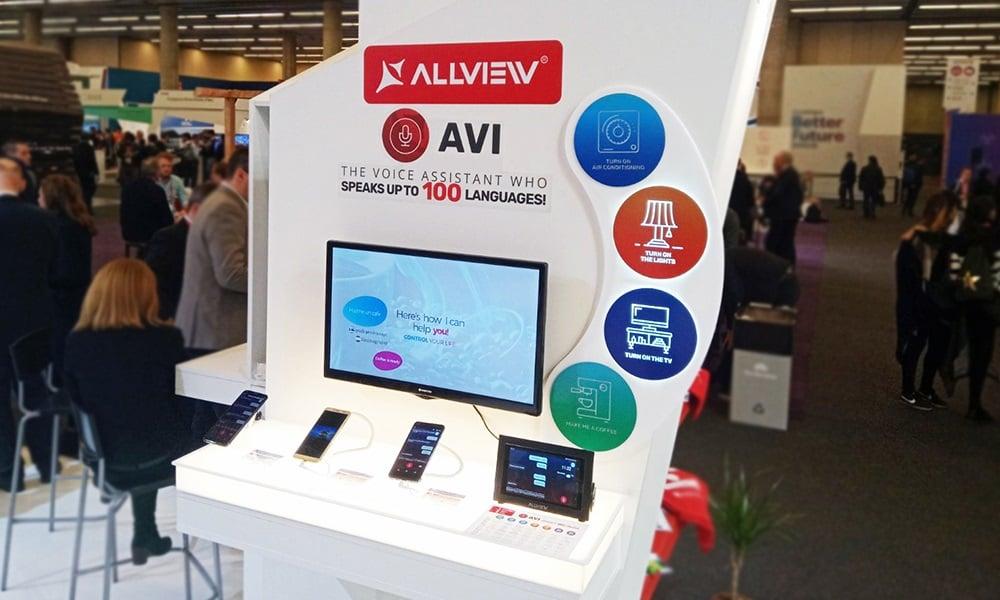 Tabletowo.pl Allview wchodzi w segment smart home i zapowiada głośnik z asystentem, który rozumie polskie komendy Allview MWC 2018 Nowości Smart Home Smartfony