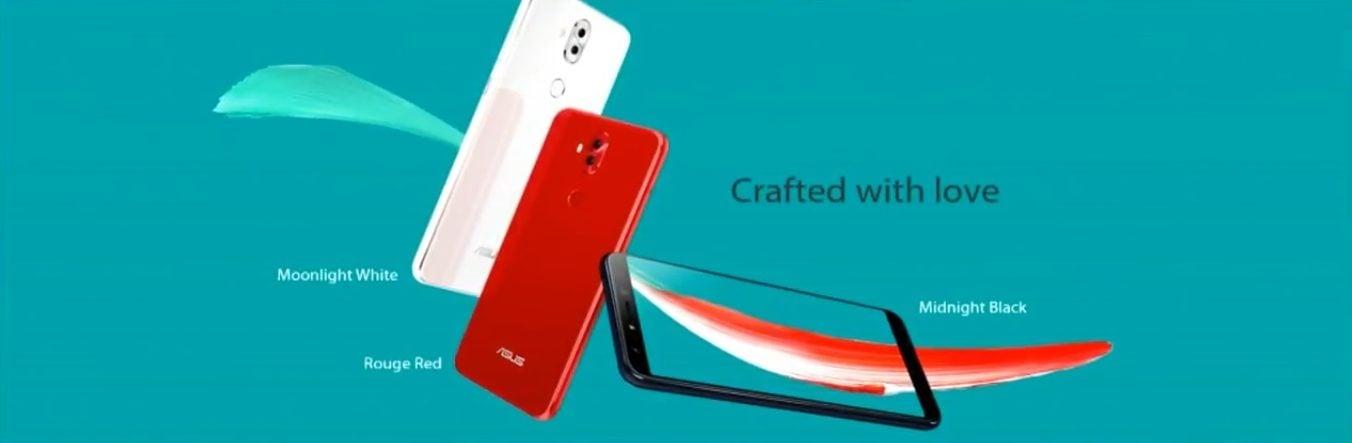 Zgodnie z zapowiedziami, Asus zaprezentował ZenFone 5. A przy okazji też ZenFone 5Z i ZenFone 5 Lite 22