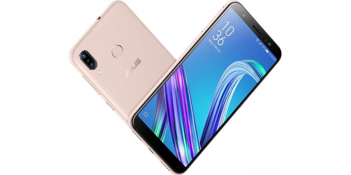 Tabletowo.pl Jeszcze jedna nowość od Asusa na MWC 2018 - model Asus Zenfone Max (M1) Android Asus MWC 2018 Nowości Smartfony