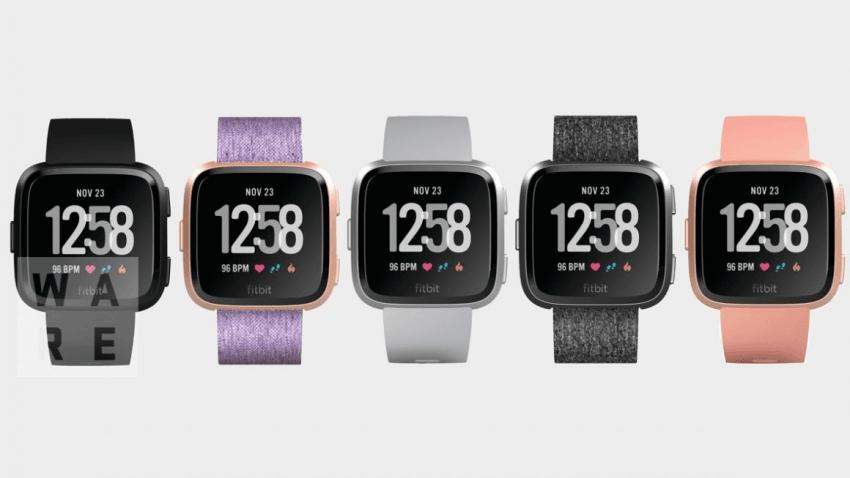 Nowy smartwatch Fitbita na zdjęciach. Ładniejszy od Ionica, ale czy od Apple Watcha? 26