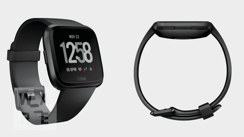 Nowy smartwatch Fitbita na zdjęciach. Ładniejszy od Ionica, ale czy od Apple Watcha? 23