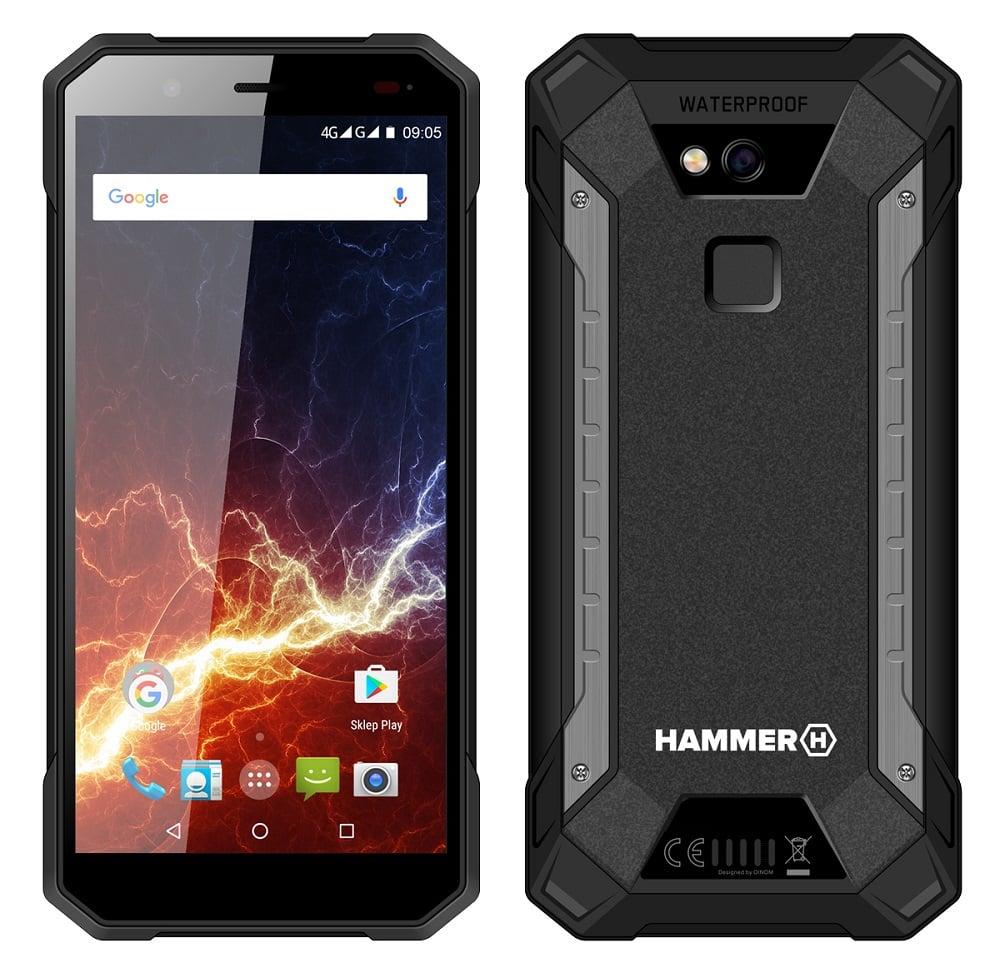 Poznaliśmy specyfikację modeli myPhone Pocket 18x9, FUN 18x9, Prime 18x9, Prime 18x9 LTE i HAMMER Energy 18x9 24