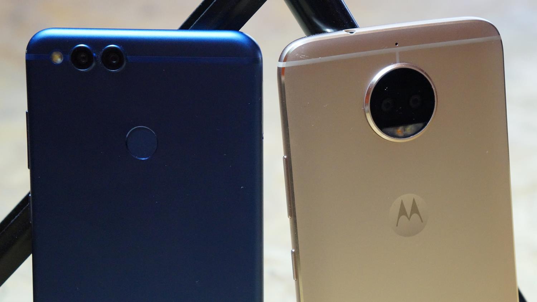 Porównanie średniaków: Honor 7X vs Motorola Moto G5S Plus 28