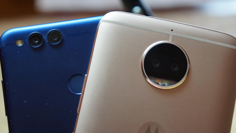 Porównanie średniaków: Honor 7X vs Motorola Moto G5S Plus 30