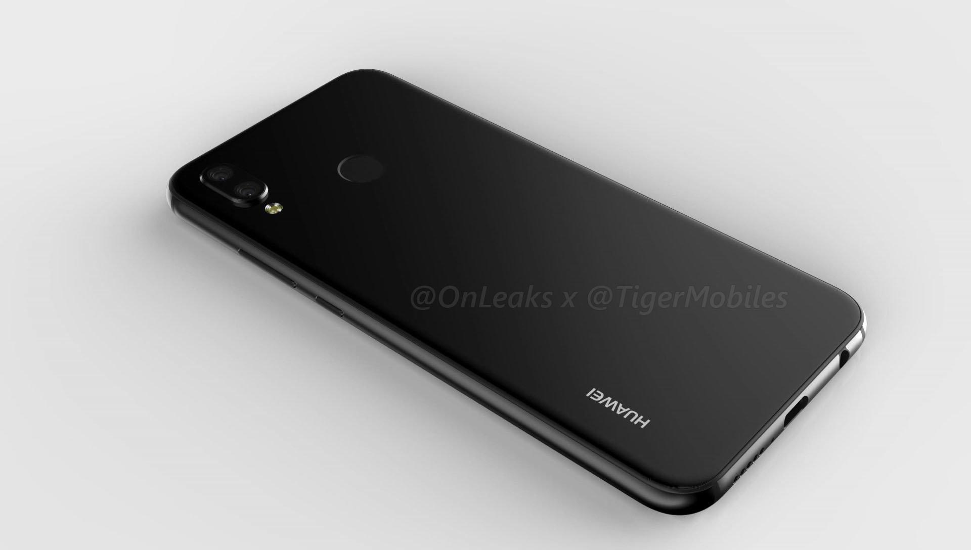 Huawei Lite Fot Onleaks Tigermobiles 06 Mate Pro Jest