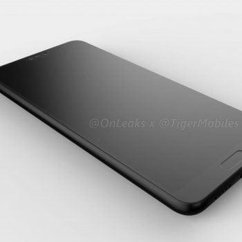 Tabletowo.pl Huawei P20 na renderach - jest czytnik linii papilarnych, ale 3,5 mm złącza słuchawkowego już nie ma Android Huawei Plotki / Przecieki Smartfony