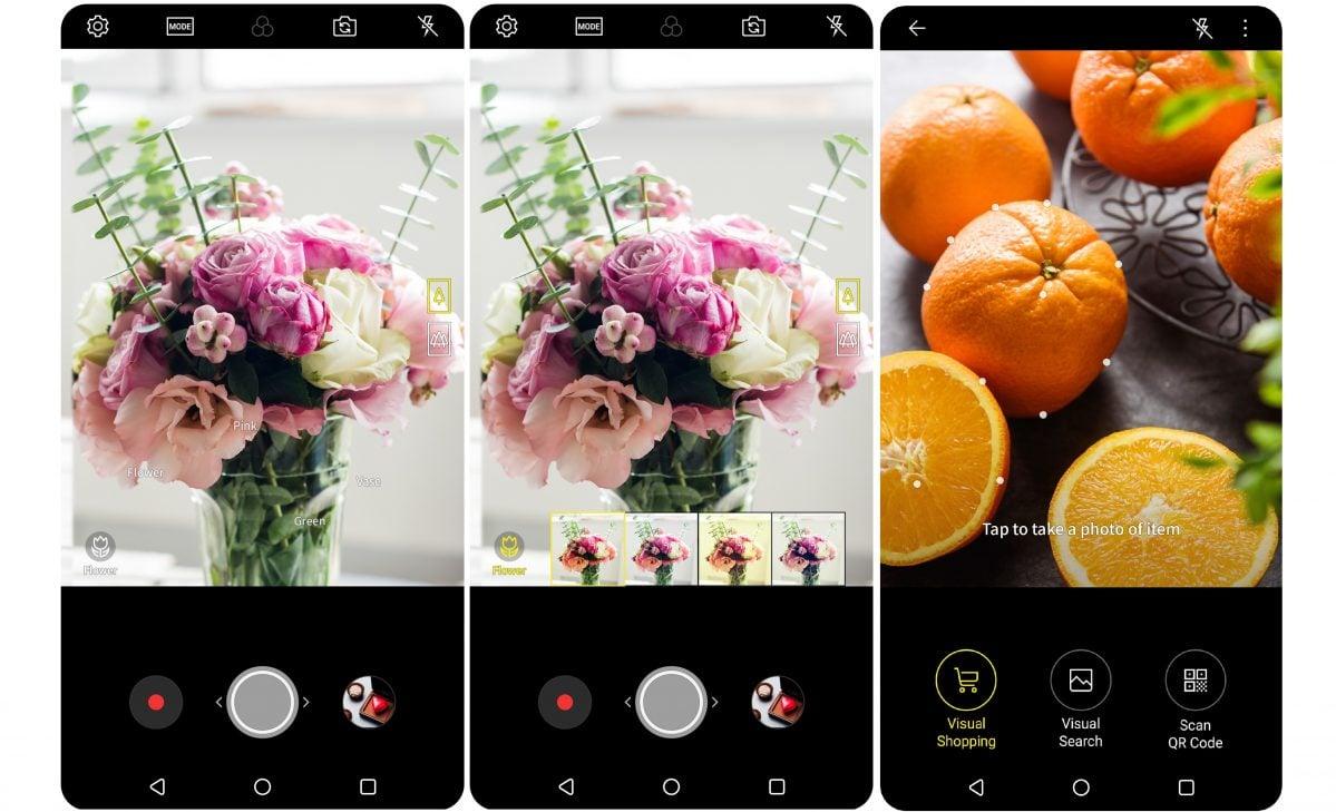 LG V30 2018 zostanie wyposażony w inteligentnego asystenta głosowego i rozpoznawanie obrazów 20
