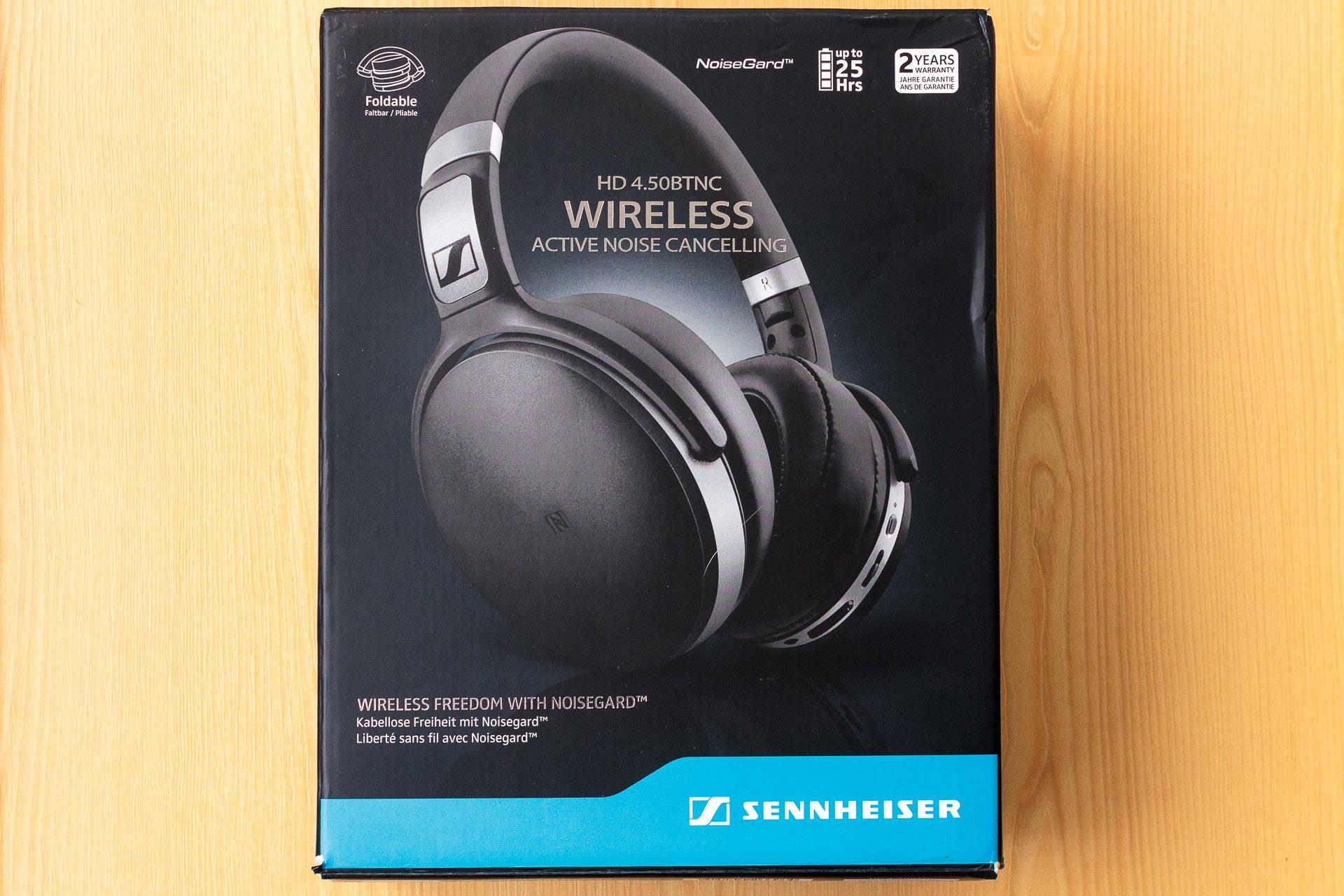 Recenzja Sennheiser HD 4.50 BTNC - doskonały dźwięk w wielkiej obudowie 21