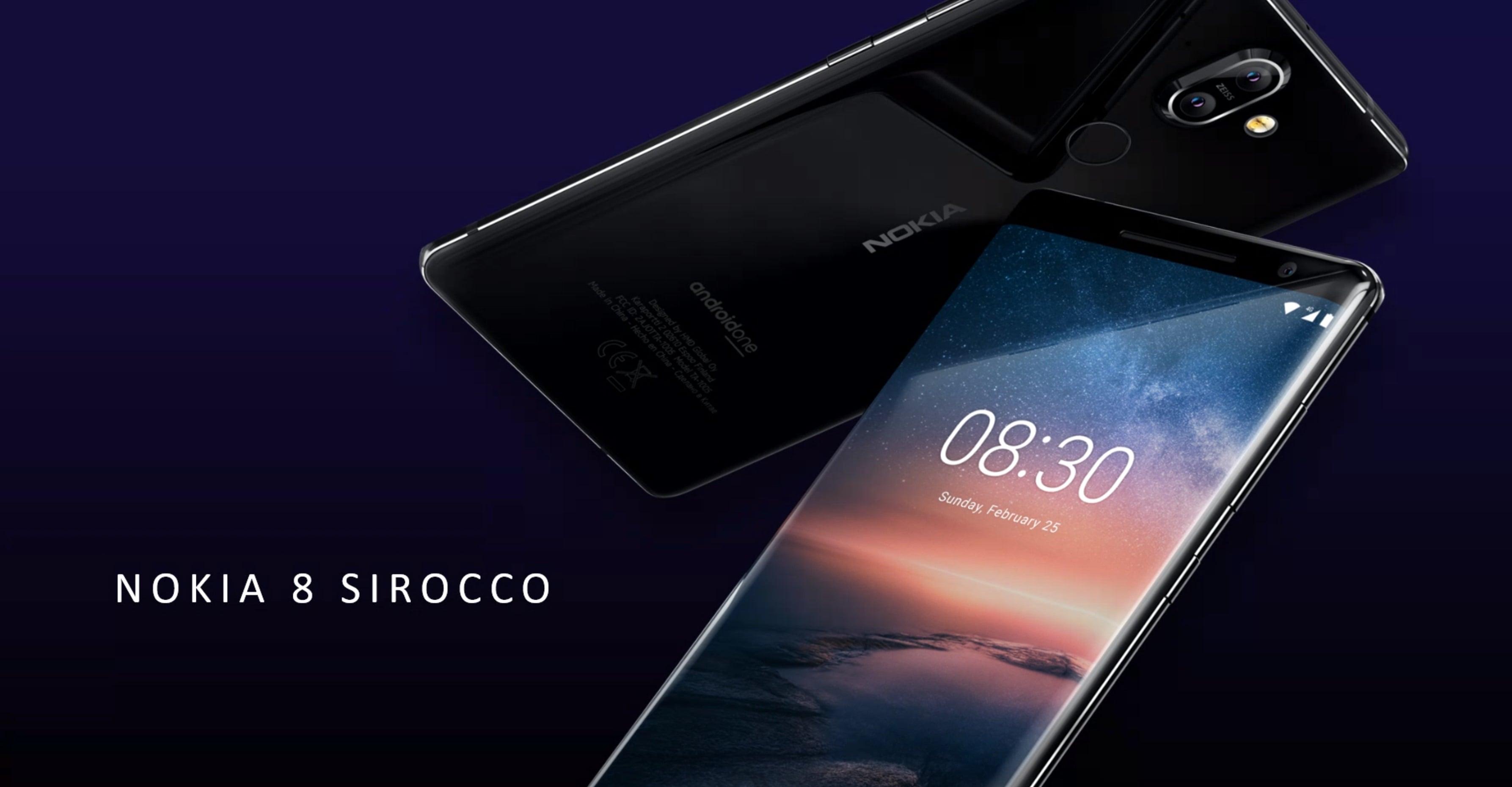 Tabletowo.pl Nokia 7 Plus i Nokia 8 Sirocco są już dostępne w Polsce - znamy polskie ceny! Android Nokia Smartfony