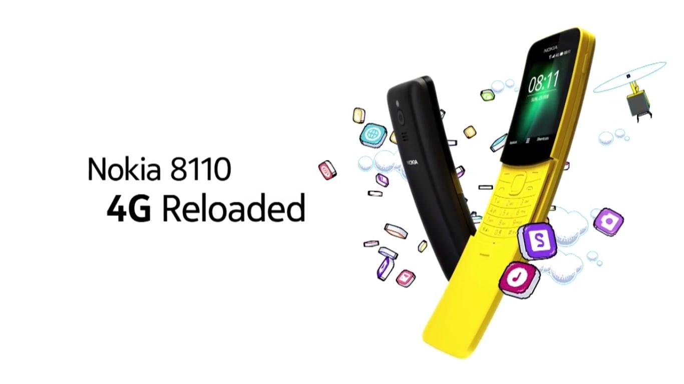 Tabletowo.pl Nowa Nokia 8110 4G może być najdroższym bananem, jakiego kupisz w swoim życiu Nokia Plotki / Przecieki