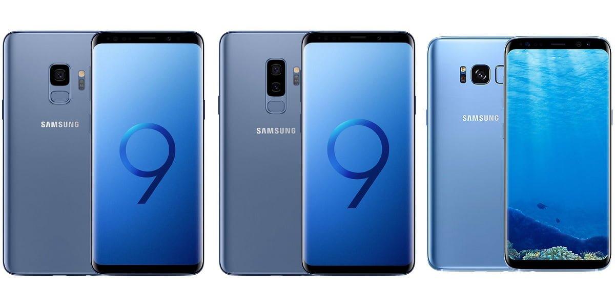 Samsung Galaxy S9 i Galaxy S9+ vs Galaxy S8 i Galaxy S8+ - porównanie parametrów 20