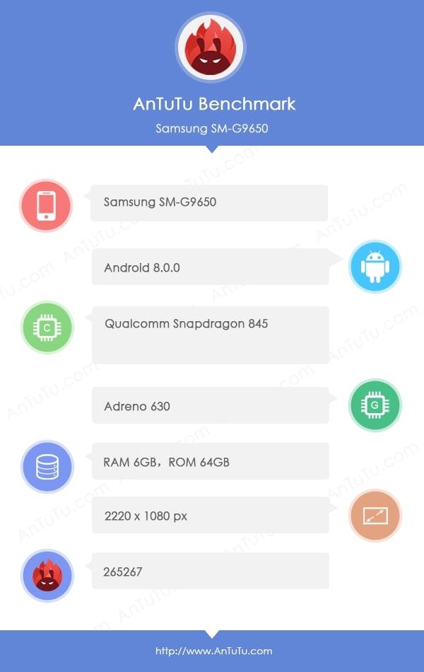 Tabletowo.pl Znamy wynik Galaxy S9+ w AnTuTu. Jak myślicie, pobił Xiaomi Mi Mix 2S? Android Samsung Smartfony Xiaomi