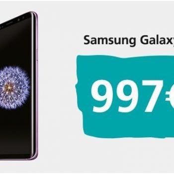 Galaxy s9 cena w dniu premiery