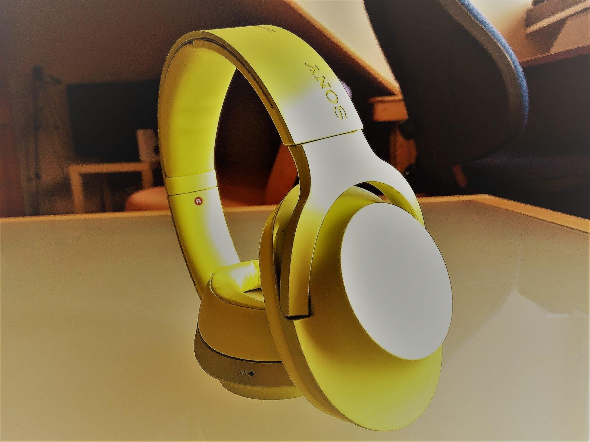 Recenzja słuchawek bezprzewodowych Sony MDR-100ABN. Dobre decyzje brzmią właśnie w ten sposób 16