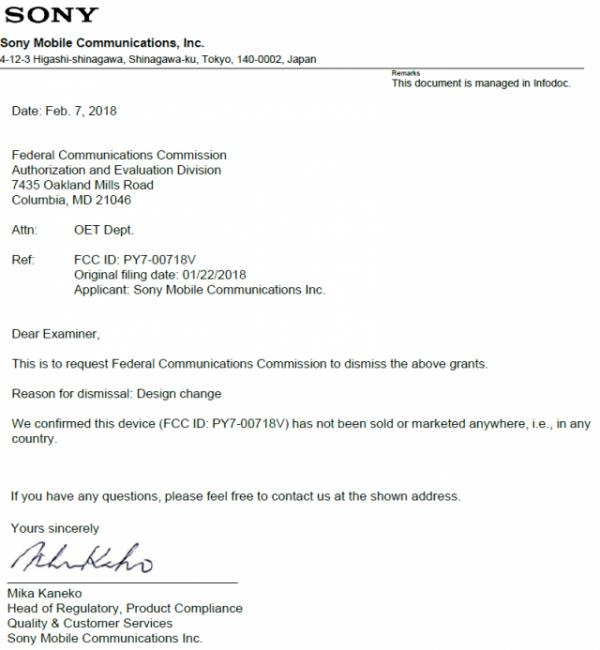Tabletowo.pl Sony zmienia plany. Nowa flagowa Xperia jednak z 3,5 mm złączem słuchawkowym? Android Ciekawostki Smartfony Sony