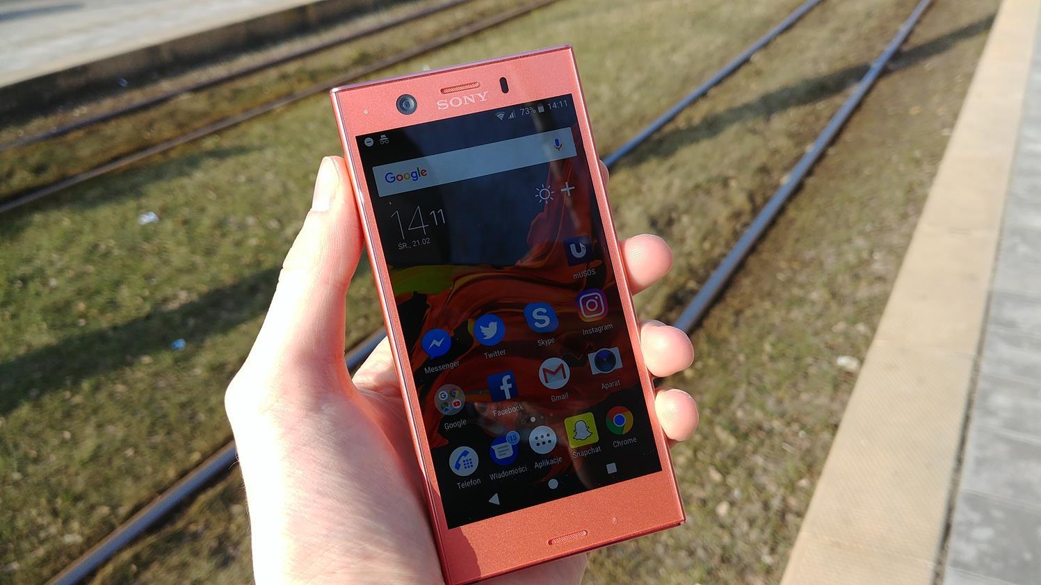 Recenzja Sony Xperia XZ1 Compact. To prawdopodobnie najlepszy smartfon z ekranem poniżej 5 cali 24