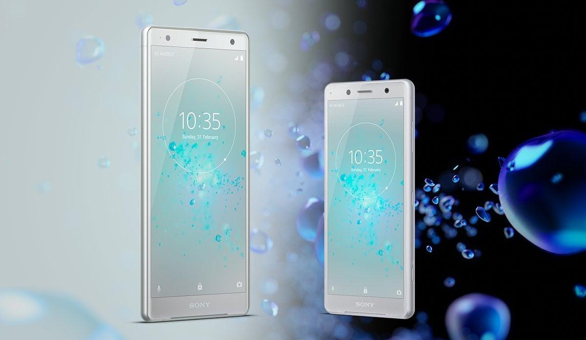 Tabletowo.pl Sony Xperia XZ2 i Xperia XZ2 Compact vs Sony Xperia XZ1 i Xperia XZ1 Compact - porównanie parametrów Android Porównania Smartfony Sony