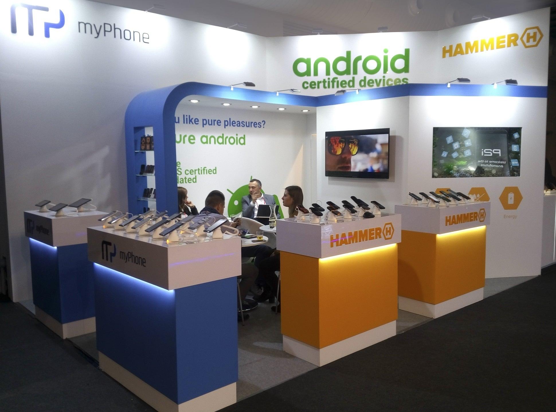 Poznaliśmy specyfikację modeli myPhone Pocket 18x9, FUN 18x9, Prime 18x9, Prime 18x9 LTE i HAMMER Energy 18x9 19