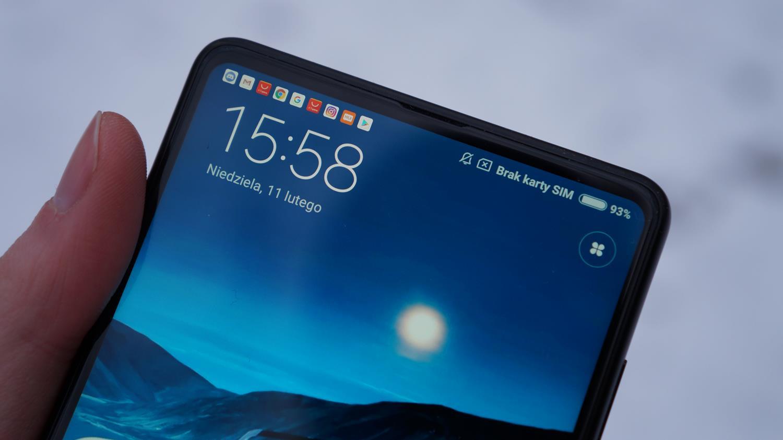 Tabletowo.pl Xiaomi Mi Mix 2 znów w niższej cenie. Nie tak niskiej jak ostatnio, ale za to z oficjalnej dystrybucji i z gwarancją Promocje Smartfony Xiaomi