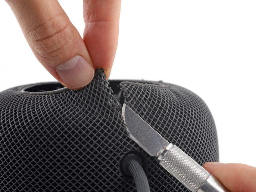 Tabletowo.pl Apple HomePod? Mocne 1/10 pod względem możliwości naprawy Akcesoria Apple Audio Smart Home