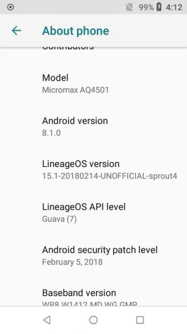 Tabletowo.pl Ciekawostka: Android Go jest już dostępny na urządzenia z linii Android One dzięki Custom ROM-owi Android Ciekawostki Smartfony